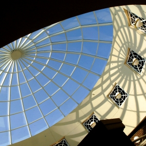 EKU Business and Technology Center dome